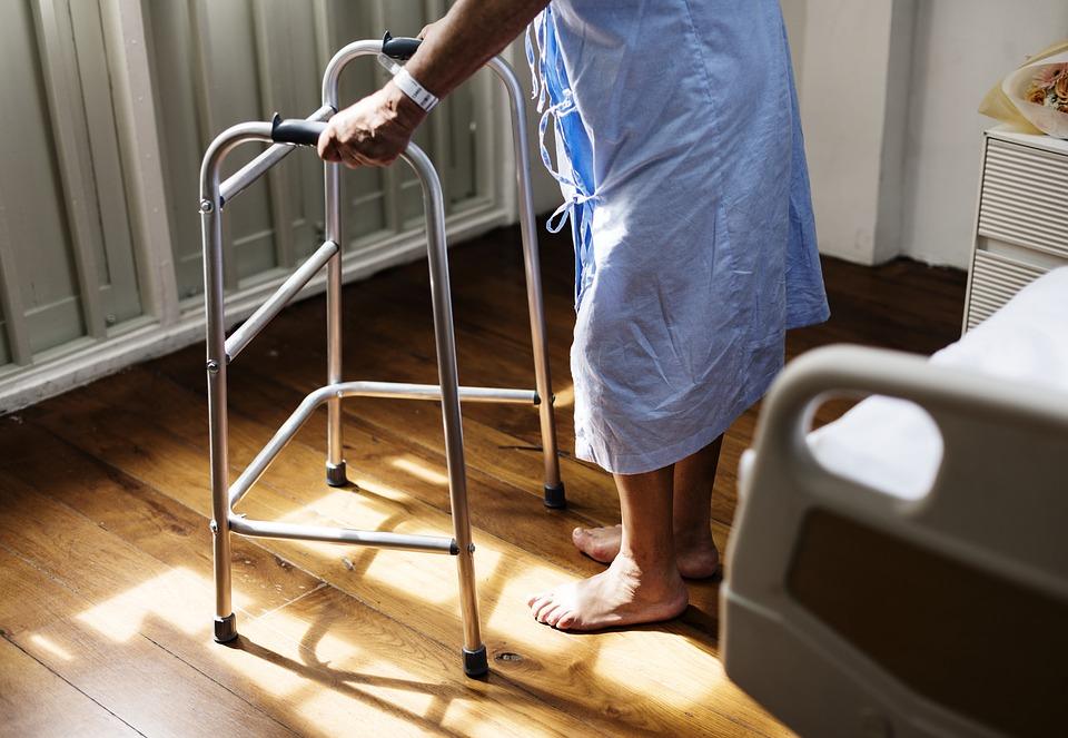 Visita a persone malate