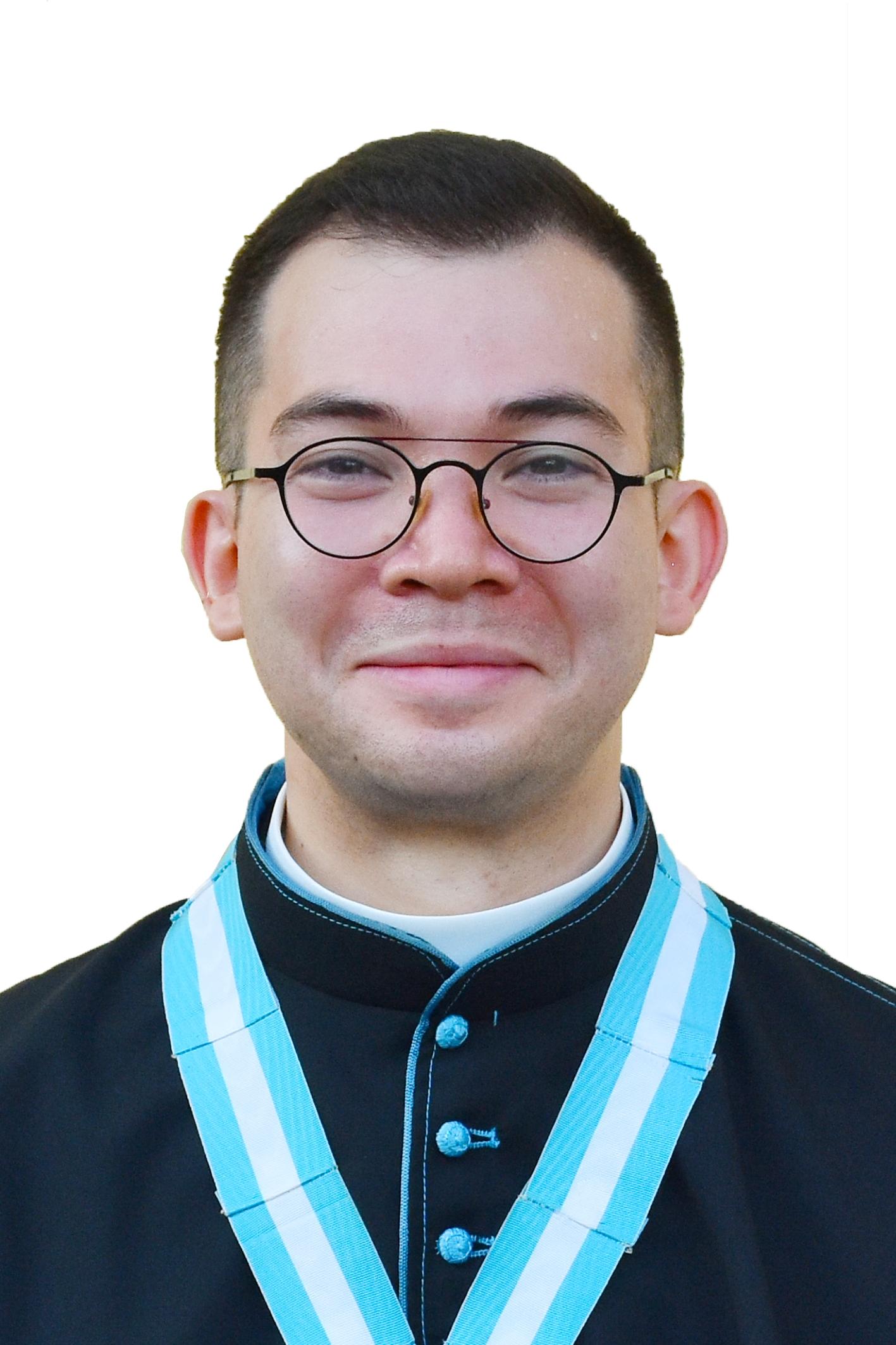 Canonico Stephen Sharpe
