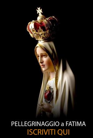 Pellegrinaggio Fatima 2017 locandina