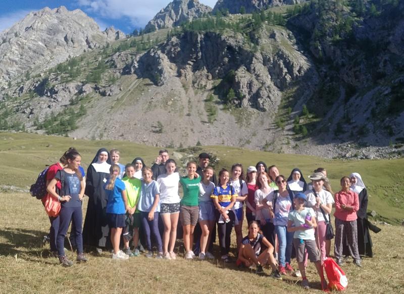 Campi per ragazzi e famiglie nelle Alpi – estate 2018