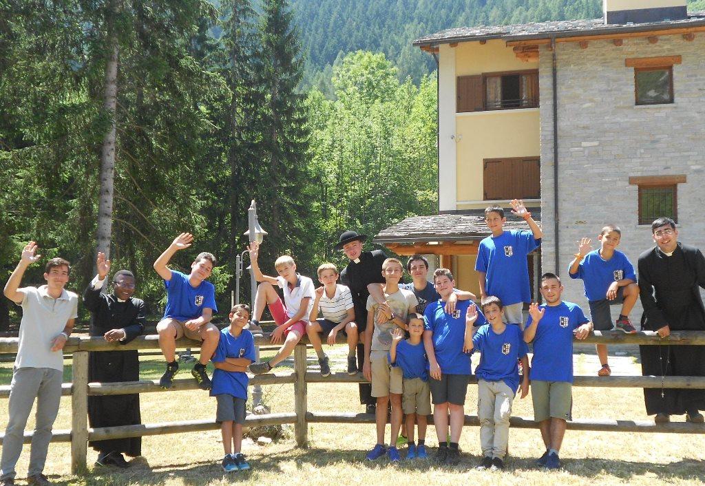 Campo estivo per ragazzi nelle Alpi, 10/20 luglio 2018
