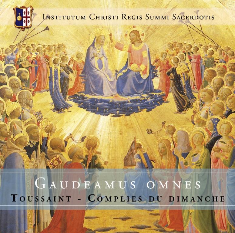 Ecco il nuovo CD di canto gregoriano