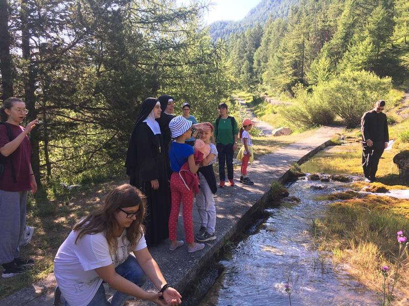 Campo estivo per ragazze nelle Alpi, 22/31 luglio 2019