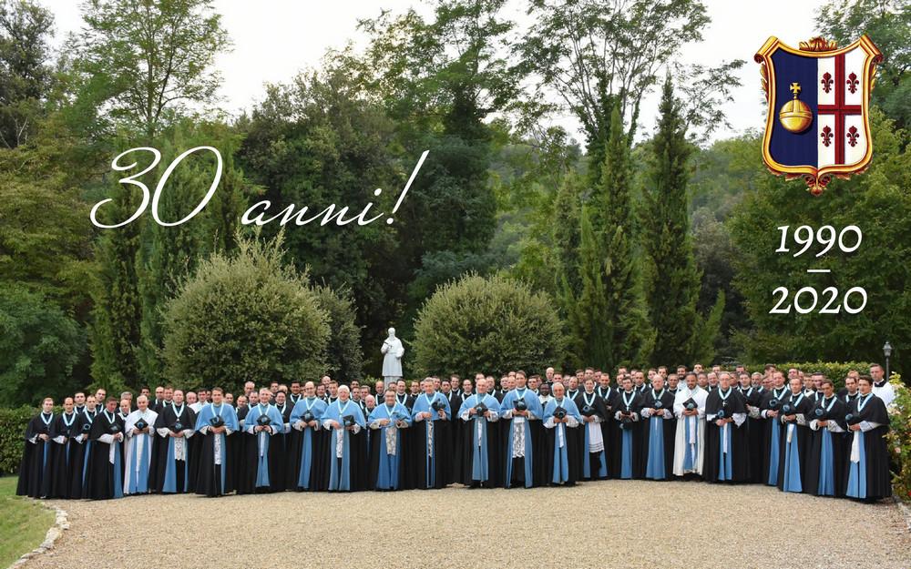 30 anni! Un grande Pellegrinaggio a Roma