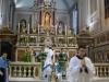 Prima messa del canonico don Federico Pozza a Livorno