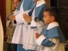 Vestizione dei novelli chierichetti a Livorno