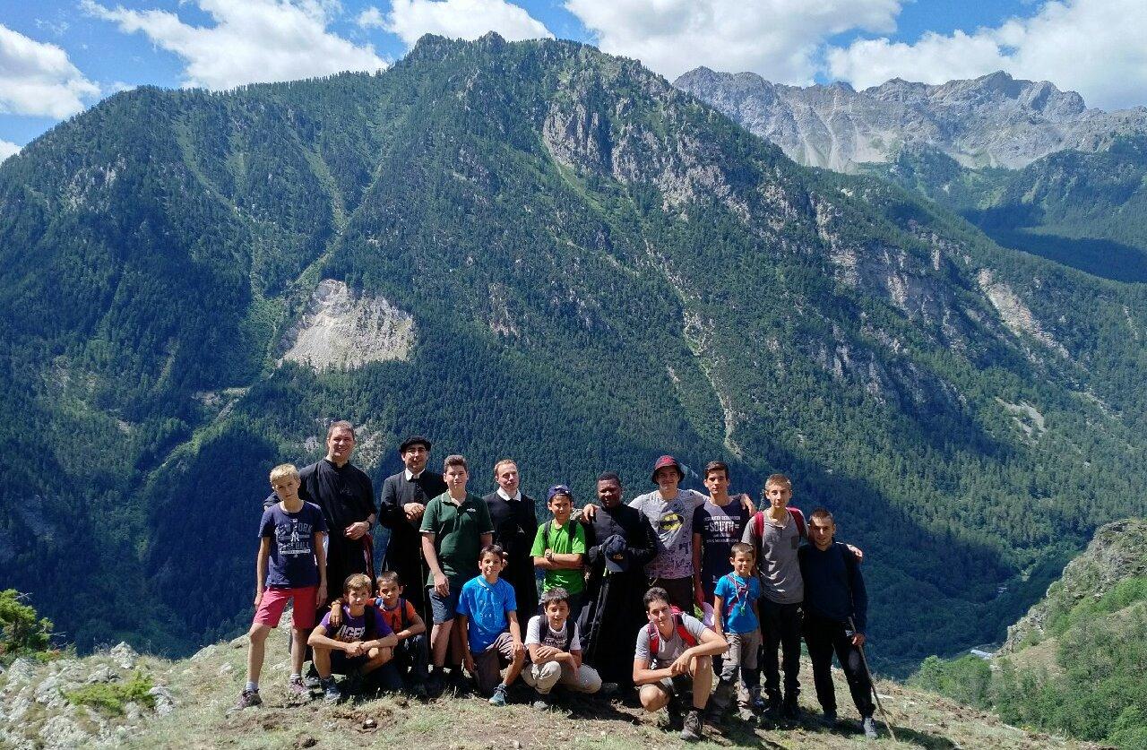 Campo estivo per ragazzi nelle Alpi, 9/19 luglio 2019