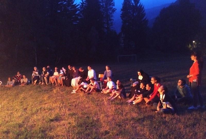 Campo estivo per ragazze nelle Alpi, 20/29 luglio 2020