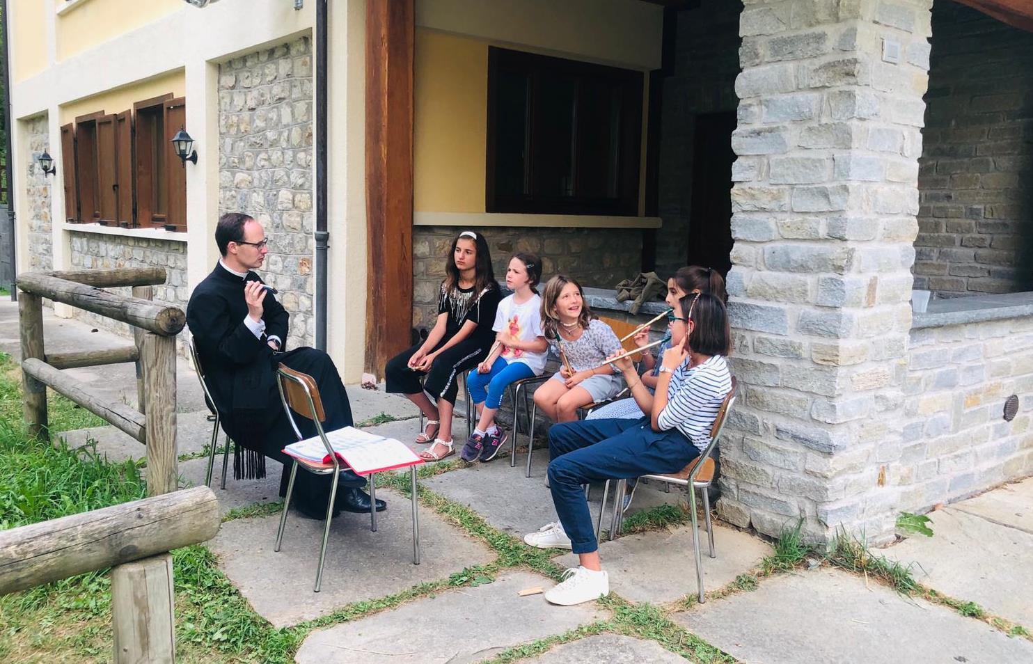 Campo estivo per ragazze nelle Alpi, 19-29 luglio 2021